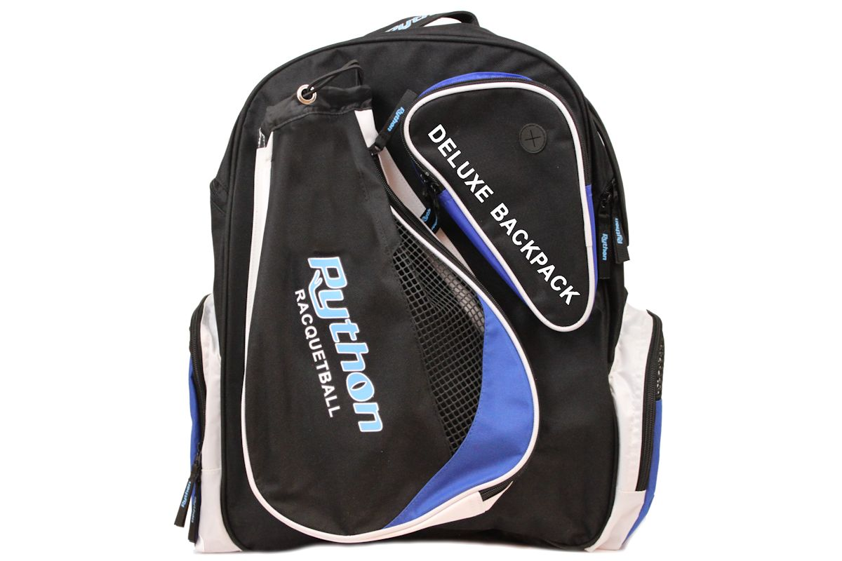 bab0da0bd96f Python Deluxe Backpack Racquetball Bag